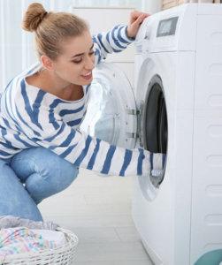 mettre une culotte en machine à laver