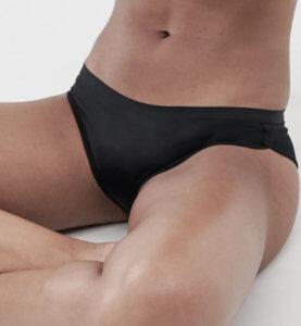 une culotte menstruelle