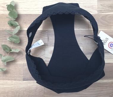 culotte elia lingerie et sa zone absorbante