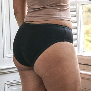 J'ai testé Réjeanne, une culotte de règles made in France