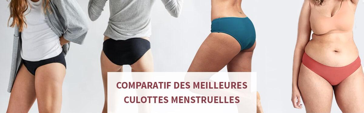 comparatif des meilleures culottes menstruelles