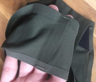 coutures de la culotte smoon vues de près