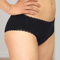 culotte de règles Elia pour flux menstruel abondant