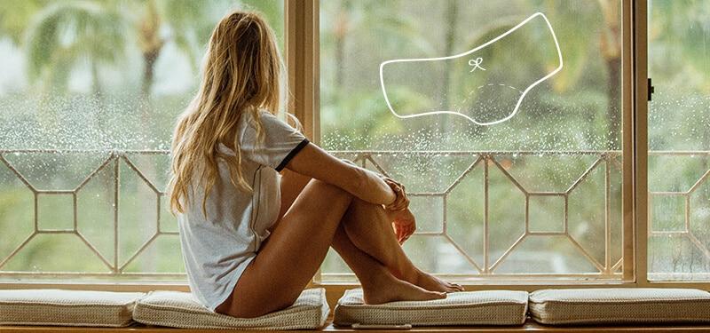 Les avantages et inconvénients de la culotte menstruelle