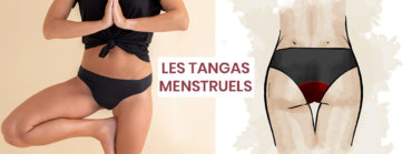 Comparatif des tangas menstruels (ou strings)