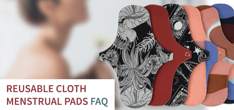reusable sanitary pads faq