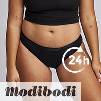 period panties modibodi