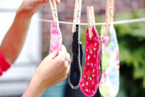 tips to well dry washable pads