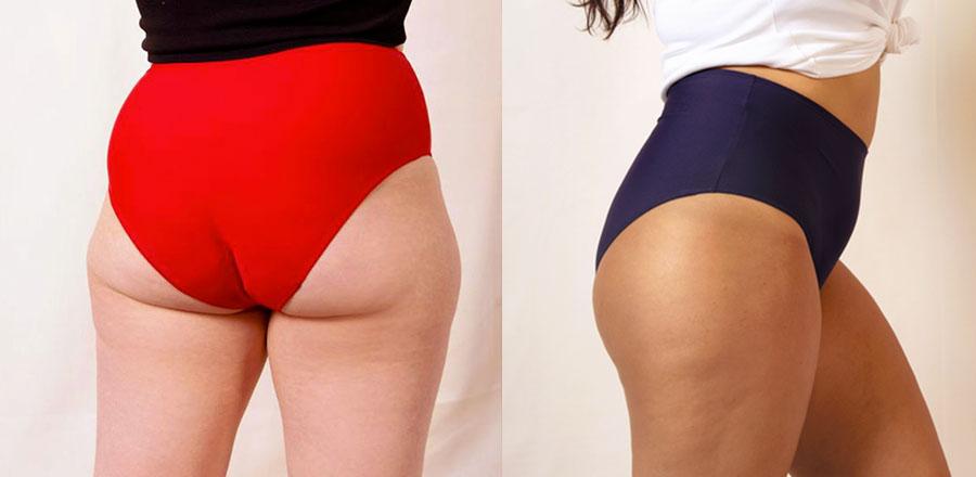 culotte menstruelle blooming taille haute