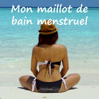 maillot de bain menstruel